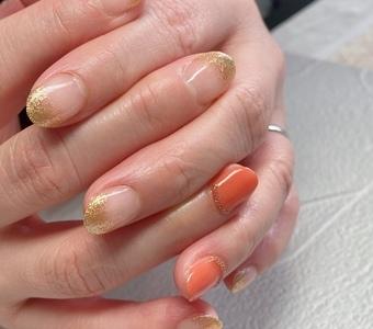 日本人に合うオレンジ色